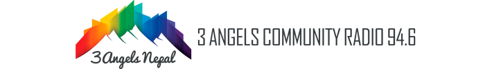 3 Angels Community Radio 94.6 MHz